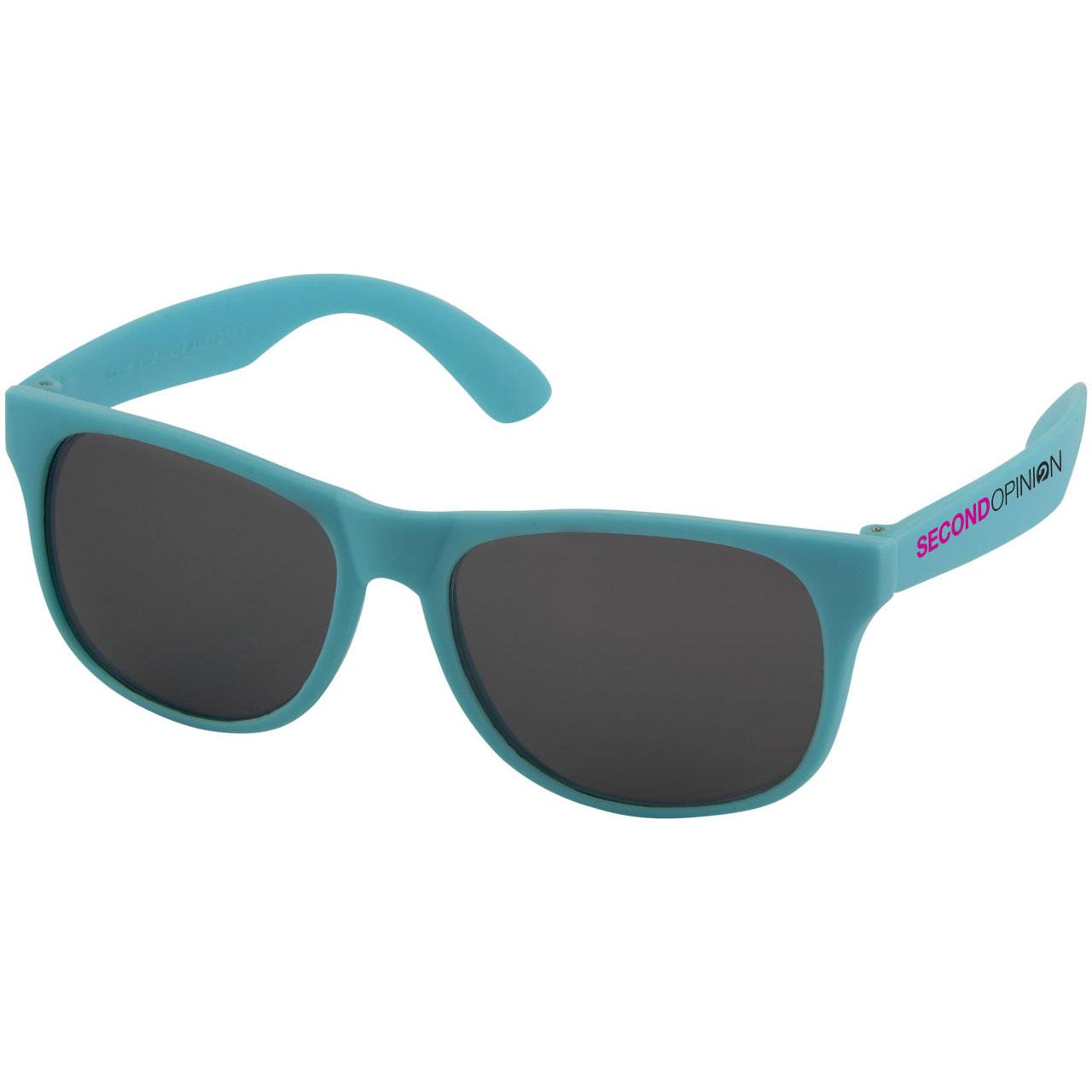 Afbeelding van 100 st. Bedrukte Zonnebril Retro Eenkleurig bedrukken zonnebrillen bedrukken In 5 werkdagen