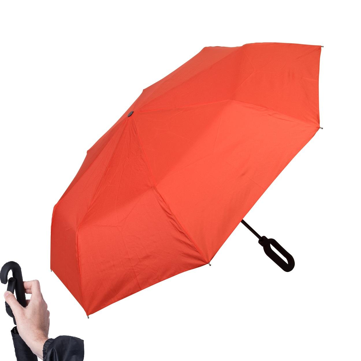 Afbeelding van 25 st. Bedrukte paraplu Automatisch Rond handvat Ø 96 cm bedrukken bedrukken In 10 werkdagen
