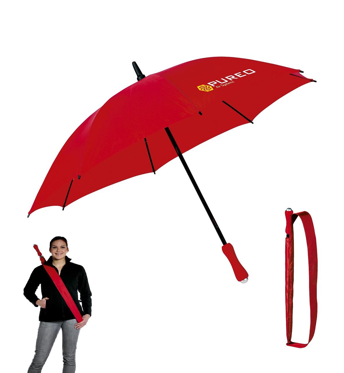 Afbeelding van 25 st. Bedrukte Paraplu's Bedrukken Kleine Oplage In 9 werkdagen