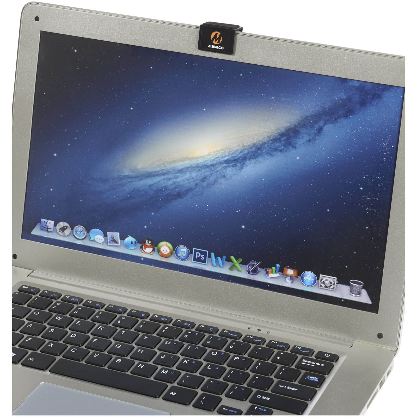 Afbeelding van 100 st. Bedrukte Webcam cover Schermreiniger bedrukken gadgets