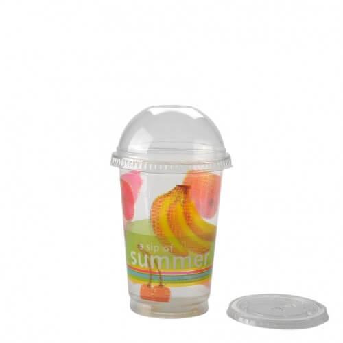 Afbeelding van 1000 st. Bedrukte Milkshake / Slush puppy beker 40 cl bedrukken drinkbekers bedrukken In 20 werkdagen