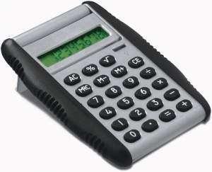 Afbeelding van 100 st. Calculator Bedrukken Hipps in 3 dagen