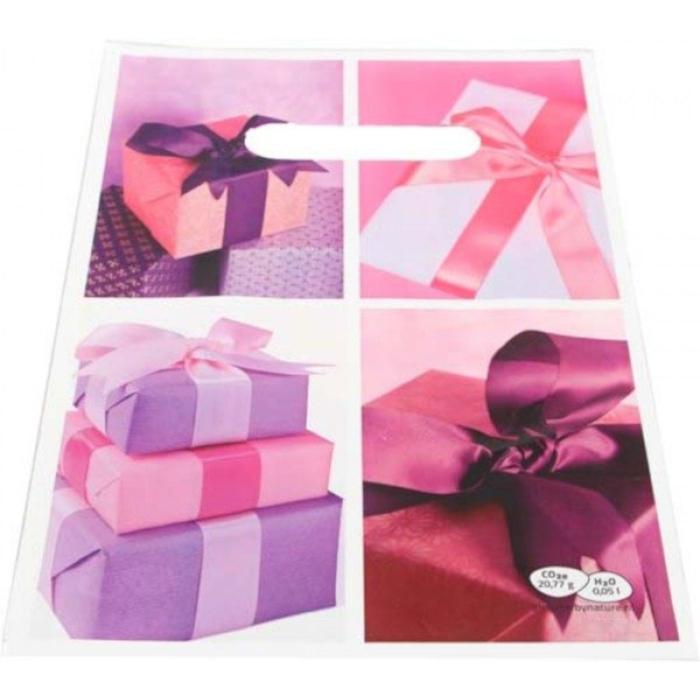 Afbeelding van 10000 st. Plastic tassen bedrukken Tas Full Colour geschikt voor A3 In 20 werkdagen
