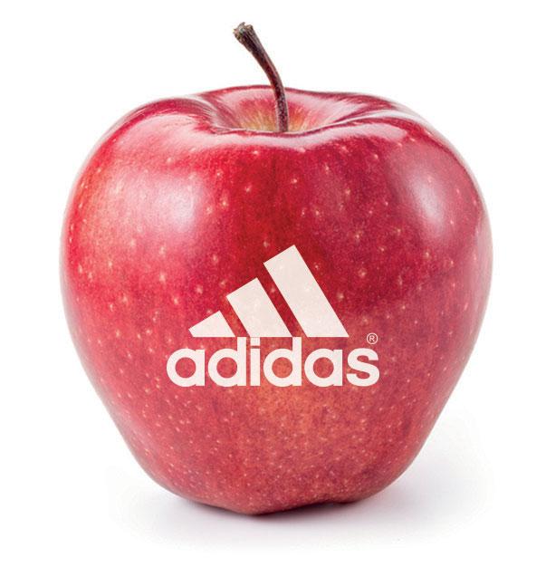 Afbeelding van 100 st. Appel Bedrukken rood of groen in 7 dagen