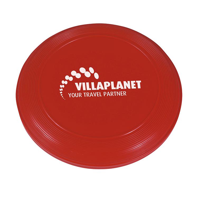 Afbeelding van 100 st. Frisbees Bedrukken Goedkoop Prijs incl. bedrukking
