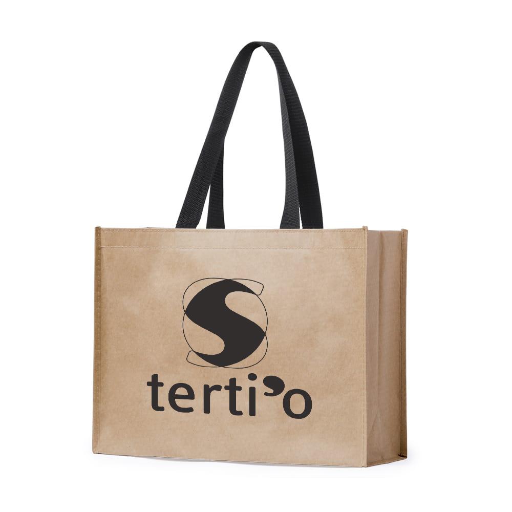 Afbeelding van 100st. Bedrukte Big shopper 40 x 30 15 cm 140 gr/m2 bedrukken tassen
