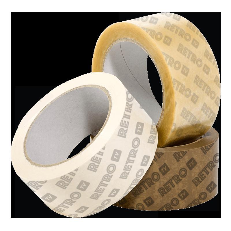 Afbeelding van 36 st. Tape bedrukken PP hotmelt Vanaf stuks in 29 dagen