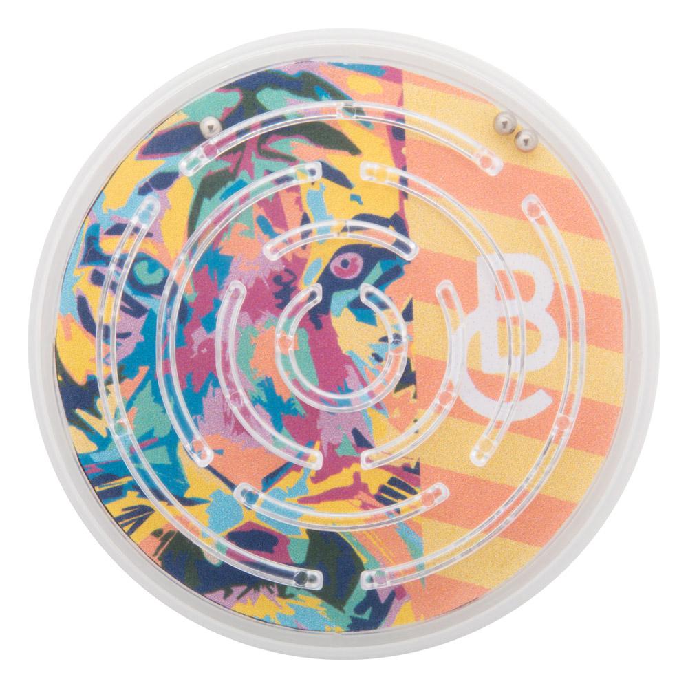 Afbeelding van 100st. Bedrukte Labyrinth Plastic bedrukken spellen
