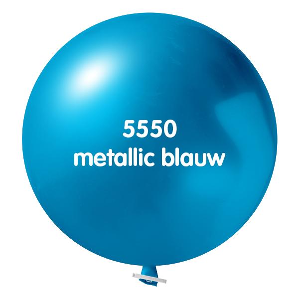 Afbeelding van 10 st. Reuzenballonnen bedrukken 80cm Qualityprint Prijs incl. bedrukking