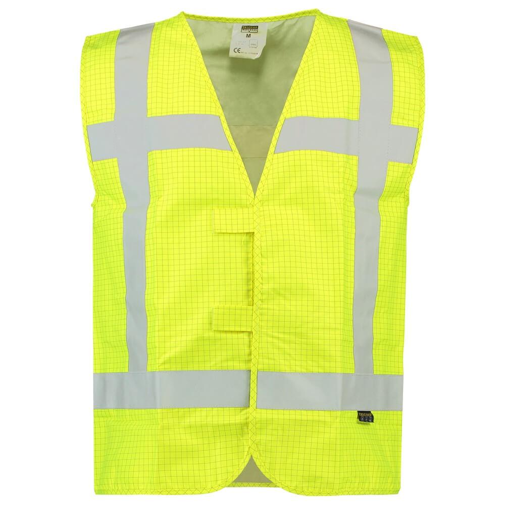 Afbeelding van 10 st. Veiligheidsvest Met opdruk Antistatisch Reflectie EN471 Tricorp Workwear Prijs incl. bedrukking
