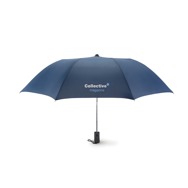Afbeelding van 25 st. 21 Bedrukken inch paraplu In 3 werkdagen