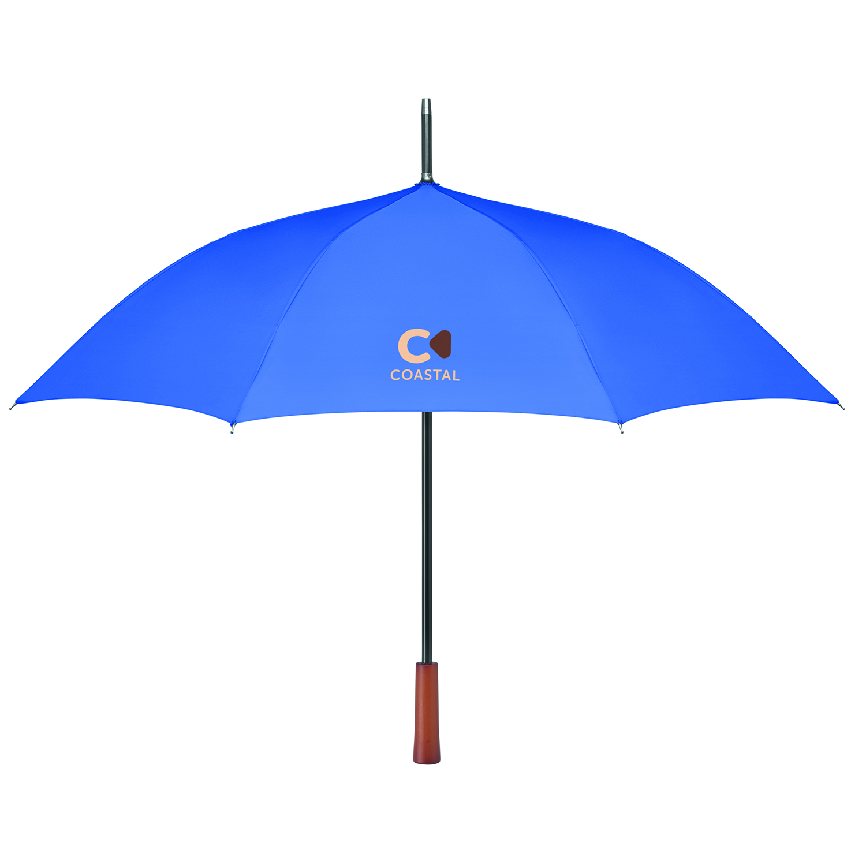 Afbeelding van 10st. Bedrukte paraplu Pongee Ø 103 cm bedrukken