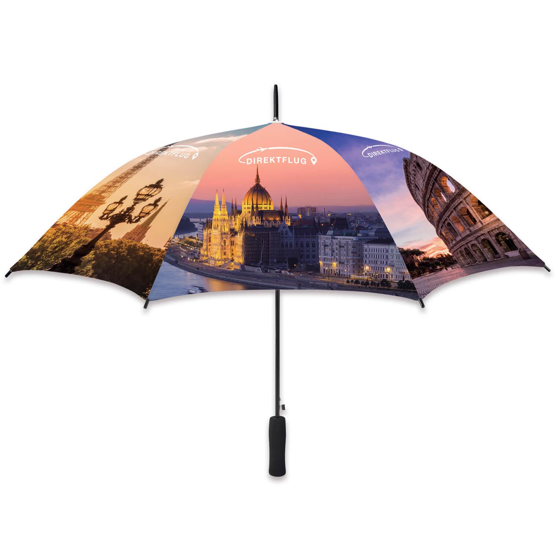 Afbeelding van 150 st. Paraplu bedrukken Full Colour All Over In 30 werkdagen