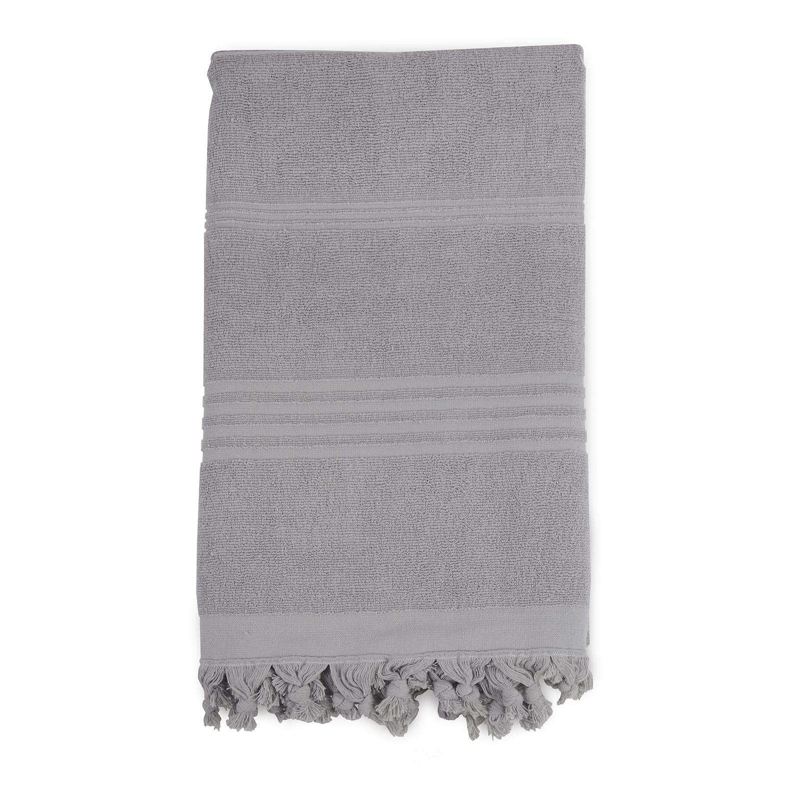 Afbeelding van 10st. Bedrukte Handdoek badstof Hamamstijl 100 x 165 cm 500 grams bedrukken handdoeken