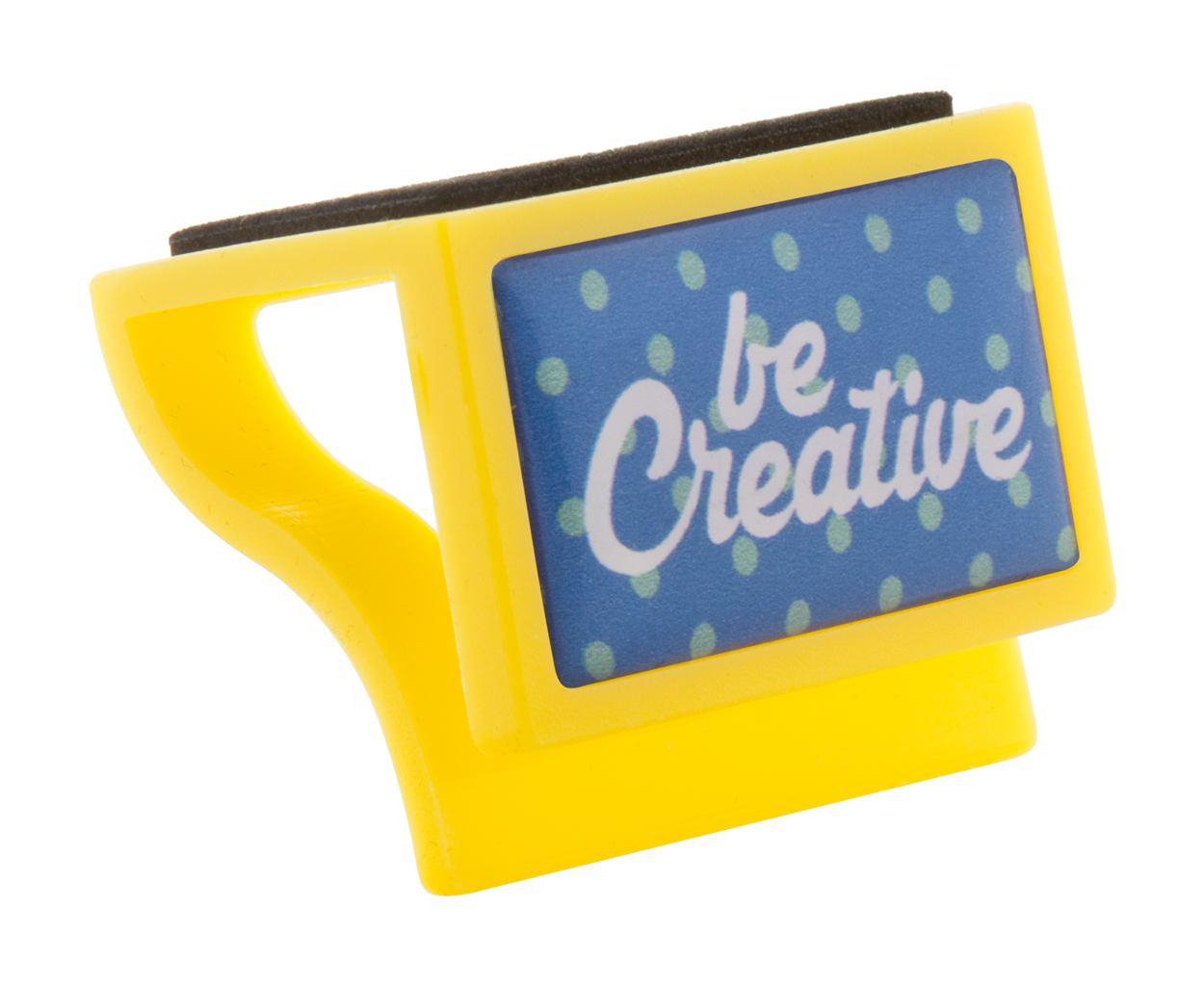 Afbeelding van 100 st. Bedrukte Anti spy webcam cover Plastic bedrukken gadgets