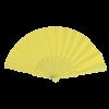 Gekleurde waaier | Groot drukoppervlak | 158096 geel