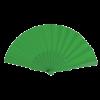 Gekleurde waaier | Groot drukoppervlak | 158096 groen