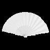 Gekleurde waaier | Groot drukoppervlak | 158096 wit