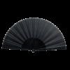 Gekleurde waaier | Groot drukoppervlak | 158096 zwart