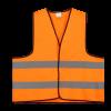 Veiligheidsvest | M en XL | 204710 fluor oranje