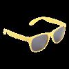 Zonnebril | Beste prijs | Matte afwerking | 83791927 geel