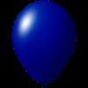 Ballonnen bedrukken   Ø 33 cm   Goedkoop   9485951 donkerblauw