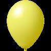 Ballonnen bedrukken   Ø 33 cm   Goedkoop   9485951 lichtgeel