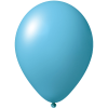 Ballonnen bedrukken   Ø 33 cm   Goedkoop   9485951 lichtblauw