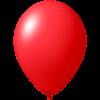 Ballonnen bedrukken   Ø 33 cm   Goedkoop   9485951 rood