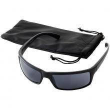 Sportieve zonnebril | Met hoesje | Tot 4 kleuren opdruk