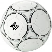 Voetbal | Retro look | PVC | Maat 5 | 23 cm