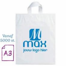 Plastic tas | A3 | Lushandvat | Grote aantallen | 363545lus