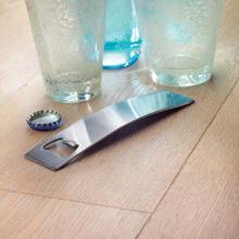 Flessenopener bedrukken Steel