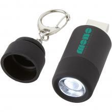 Mini zaklamp| Met USB-lader | LED
