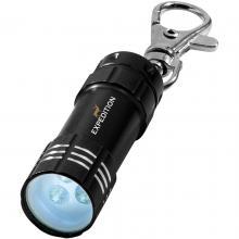 Aluminium sleutelhangerlamp