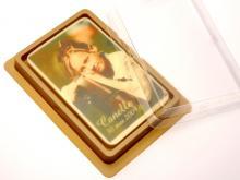 Chocolade creditcard full colour bedrukt