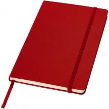 Notitieboekje | A5 | Gelinieerd | 92106181 Rood
