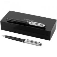 Kugelschreiber Präsente Set Balmain