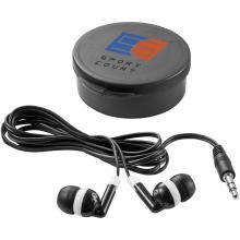 Versa oortelefoon in opbergcassette