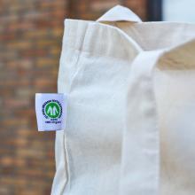 Fairtrade katoenen tas | GOTS | 150 gr/m2 | 1091920