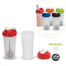 Shaker | Inclusief ball | 600 ml