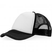 Trucker cap | Verstelbaar | Goedkoop | max015 Zwart / Wit