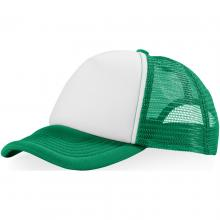 Trucker cap | Verstelbaar | Goedkoop | max015 Groen / Wit