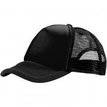 Trucker cap | Verstelbaar | Goedkoop | max015 Zwart