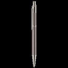 Metalen pen | Gravering of full colour | Blauwschrijvend | max039 Donkergrijs