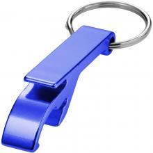Sleutelhanger | Flesopener en blikjes opener | max171 Blauw
