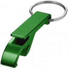 Sleutelhanger | Flesopener en blikjes opener | max171 Groen