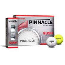 Golfbal | Pinnacle Rush | 2 delig | Wit of geel