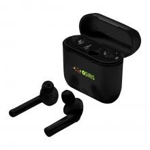 Wireless oordopjes | 400 mAh-batterij | Met micro USB-kabel