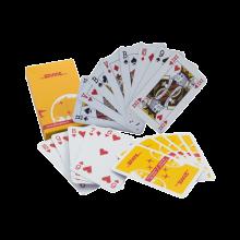 Speelkaarten   Bedrukking op doosje en kaarten   127playingcard Wit